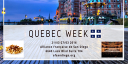 QUEBEC WEEK